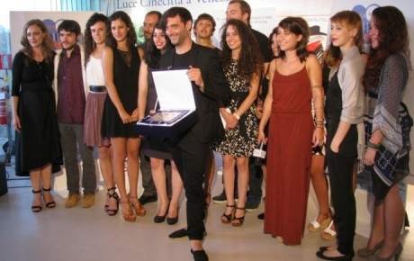 Miss Violence receives Arca Cinema Giovanni Award in Venice IFF 2013