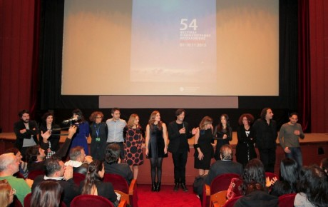 Miss Violence Greek premiere in Thessaloniki IFF 2013