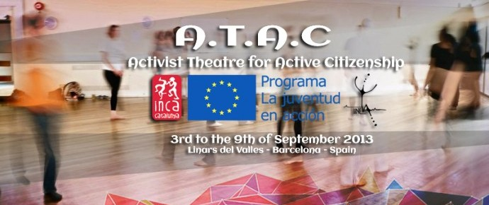 plays2place productions collaborates with INCA Catalunya for A.T.A.C. Training Course